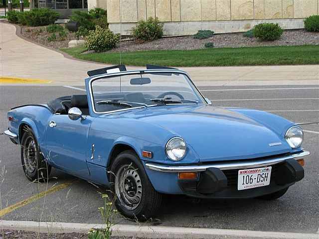 1974 Triumph Spitfire for sale