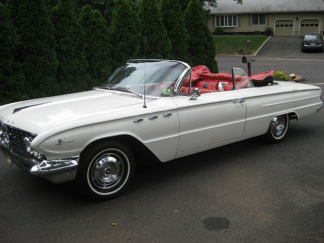 1961 buick lesabre for sale river vale new jersey. Black Bedroom Furniture Sets. Home Design Ideas