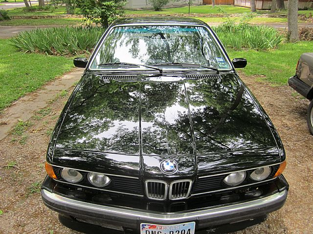 1988 BMW 635csi for sale