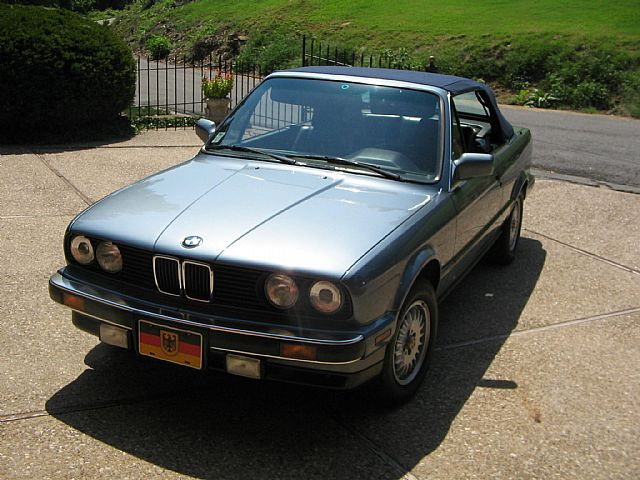 1989 BMW 325i for sale