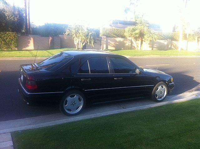 1997 Mercedes C36 for sale