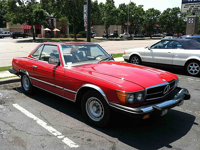 1977 Mercedes 450sl For Sale Wayzata Minnesota