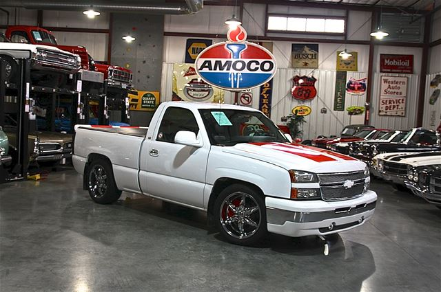 2006 chevrolet silverado for sale fenton missouri. Black Bedroom Furniture Sets. Home Design Ideas