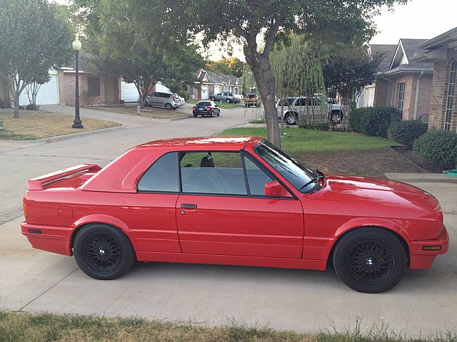 1991 Bmw E30 M Technic For Sale Dallas Texas