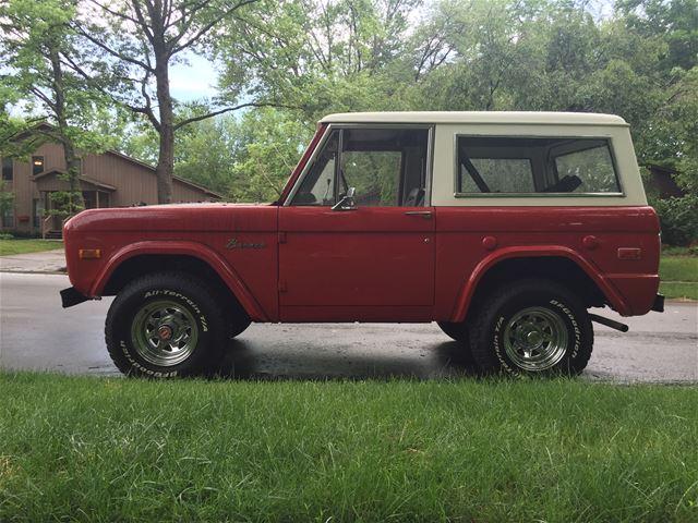 1975 ford bronco ranger for sale cincinnati ohio. Black Bedroom Furniture Sets. Home Design Ideas