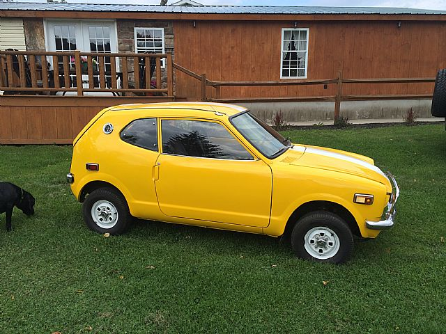 1972 honda z600 coupe for sale millerton pennsylvania