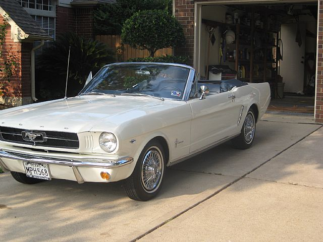 1965 ford mustang for sale houston texas. Black Bedroom Furniture Sets. Home Design Ideas