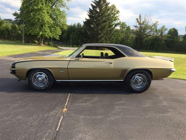 1969 Chevrolet Camaro For Sale Hancock Maryland