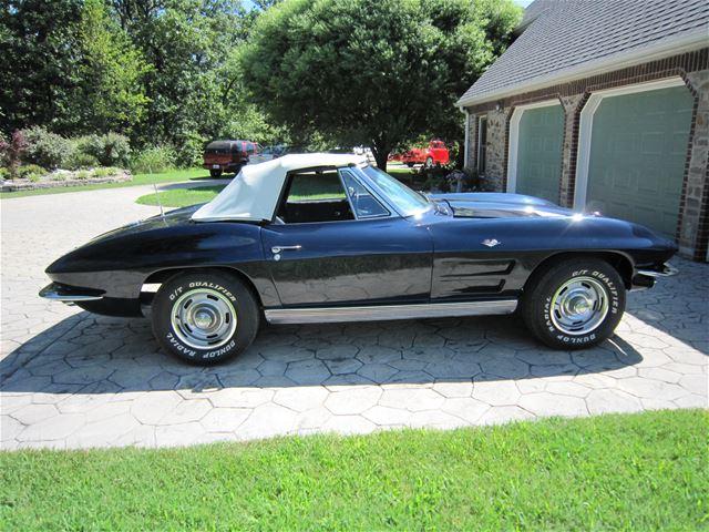 1963 chevrolet corvette for sale neosho missouri. Black Bedroom Furniture Sets. Home Design Ideas