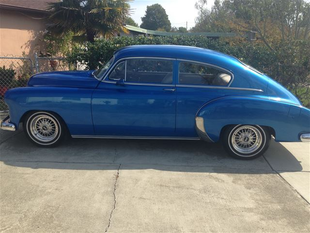 1949 Chevrolet Fleetline For Sale El Sobrante, California