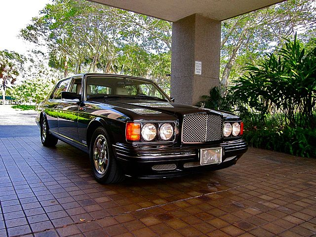 1999 Bentley Turbo for sale