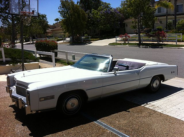 1975 Cadillac Eldorado for sale