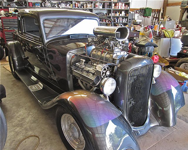 1934 Dodge 5 Window Coupe for sale