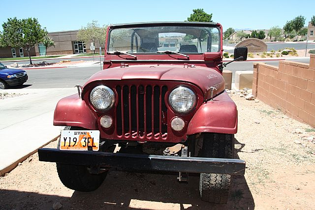 1971 Jeep CJ5 for sale