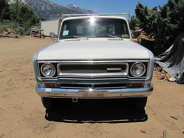1971 International Pickup for sale