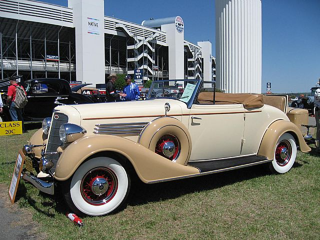 1935 Buick 66C for sale