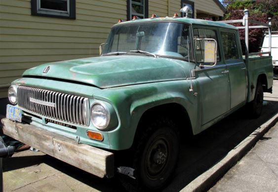1966 International Travelette 1200 For Sale Portland, Oregon