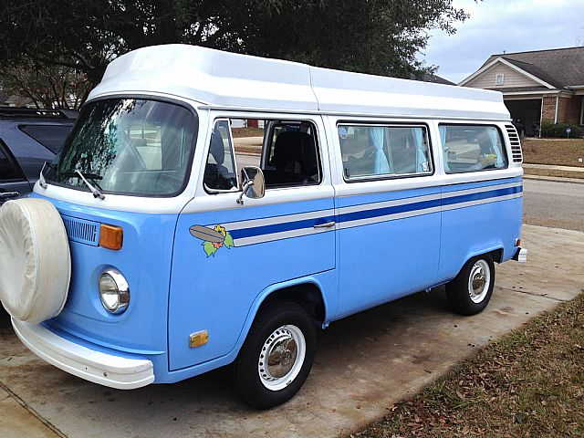 1974 Volkswagen Transporter for sale