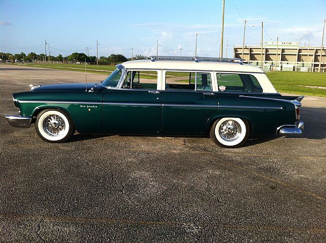 1956 Chrysler Town and Country for sale