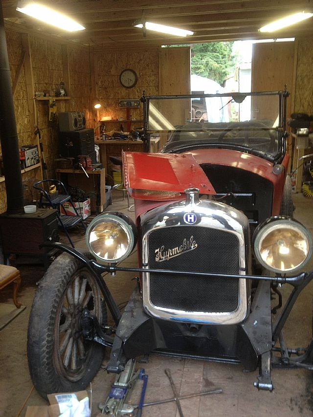 1921 Hupmobile Series R for sale