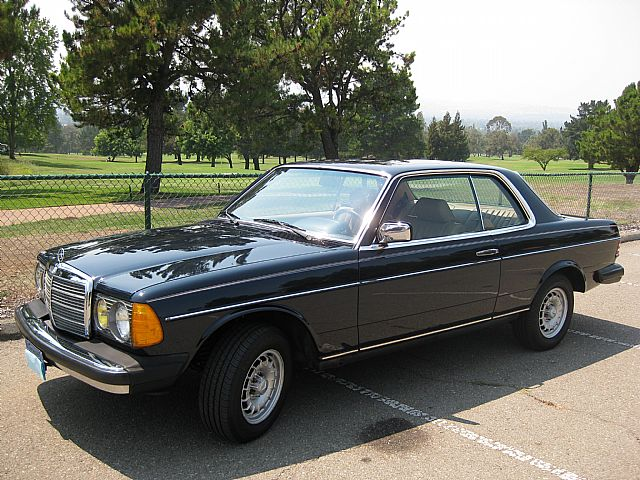 1984 Mercedes 300CD for sale