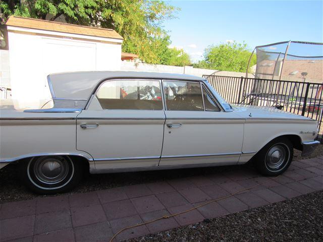 1963 Mercury Monterey Custom For Sale Tucson, Arizona