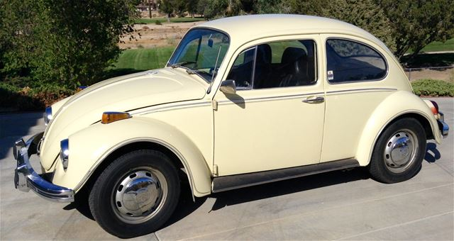 1970 volkswagen beetle for sale hesperia california. Black Bedroom Furniture Sets. Home Design Ideas
