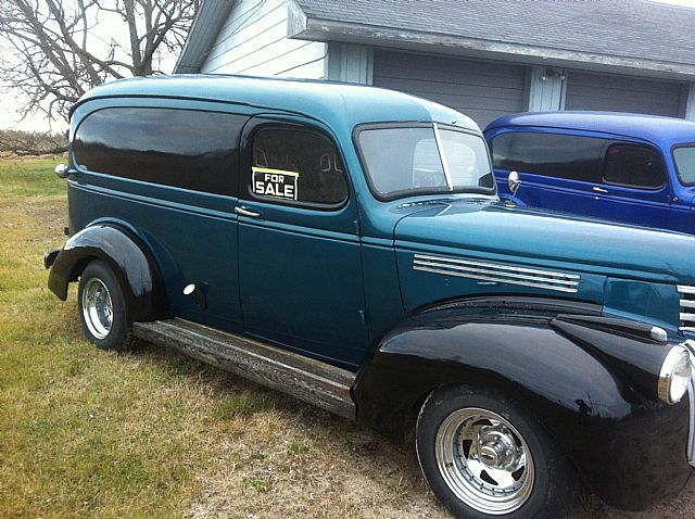 1946 Chevrolet Panel Truck for sale