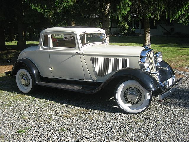 1933 Dodge Rumble Seat for sale