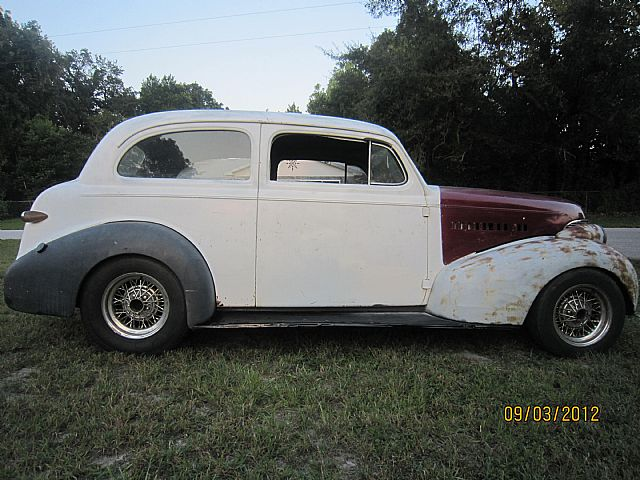 1939 Chevrolet Sedan for sale