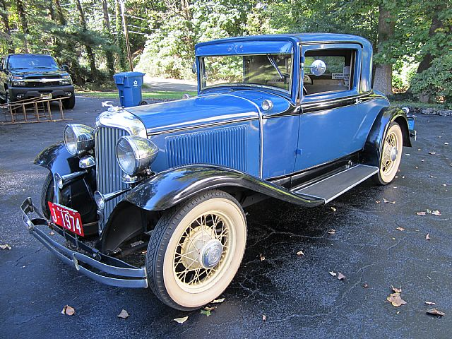 1931 Chrysler CM6 for sale