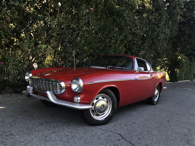 1964 Volvo P1800 For Sale Balboa California