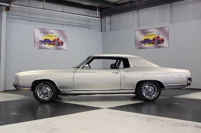 1971 Chevrolet Monte Carlo For Sale Lillington North Carolina