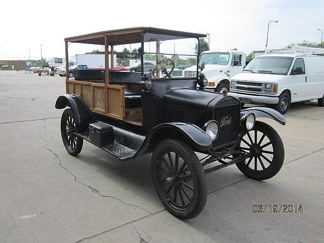 1917 Ford Depot for sale