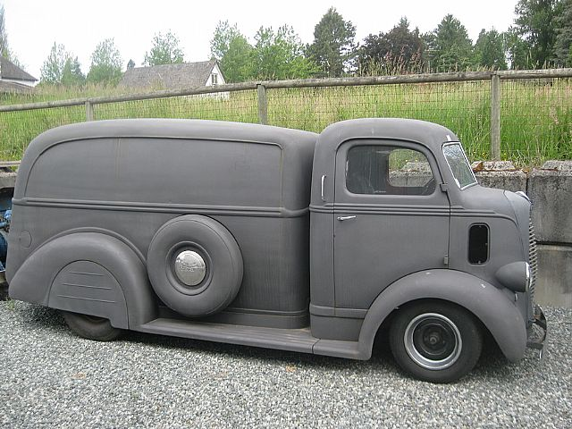 1939 Ford COE for sale