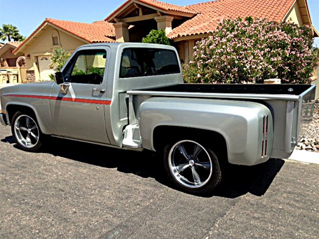 1984 Chevrolet C10 for sale