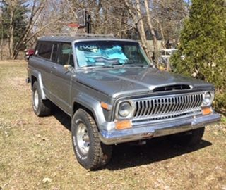1976 AMC Cherokee for sale