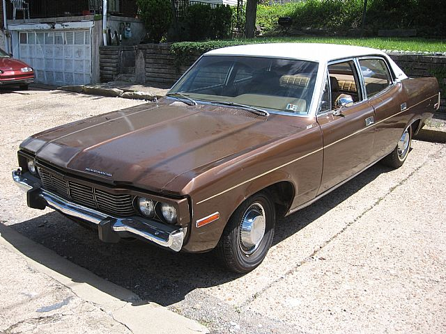 1972 AMC Matador for sale