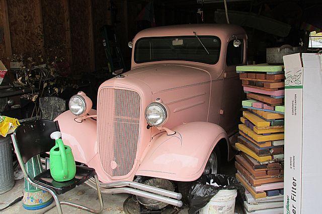 1936 Chevrolet Truck For Sale Cedar Rapids Iowa