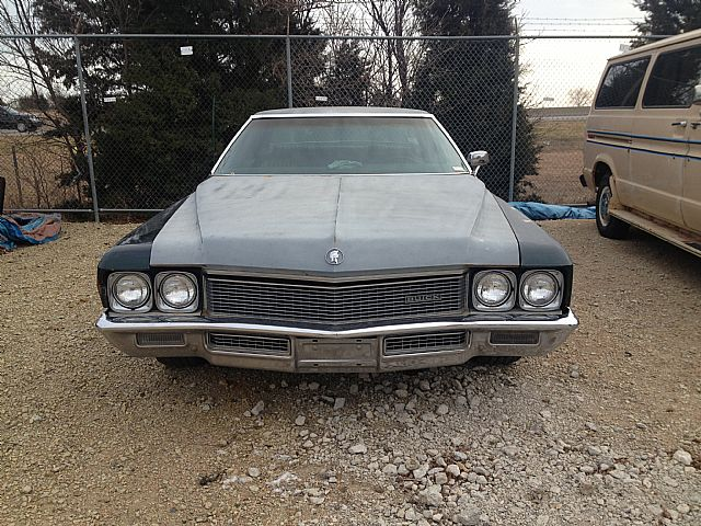 1971 Buick Centurion for sale