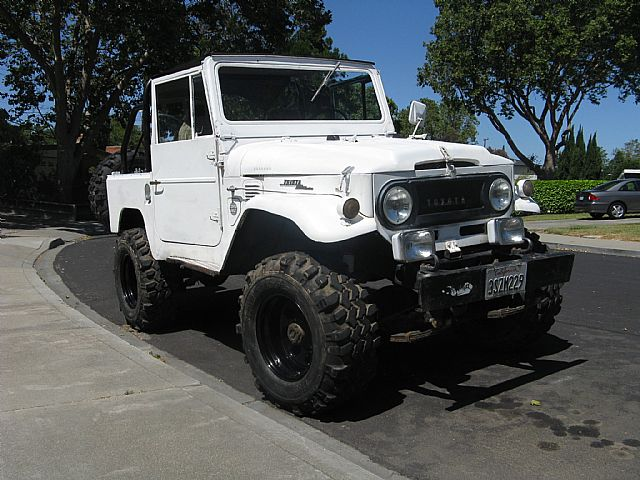 1967 Toyota FJ40 for sale