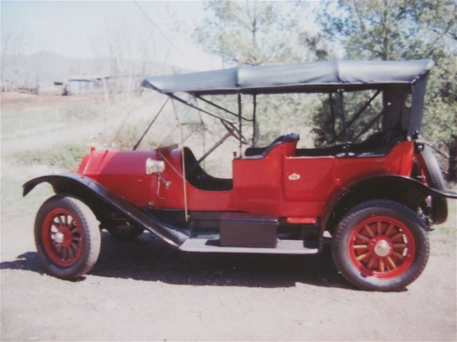 1912 Cadillac Touring Car