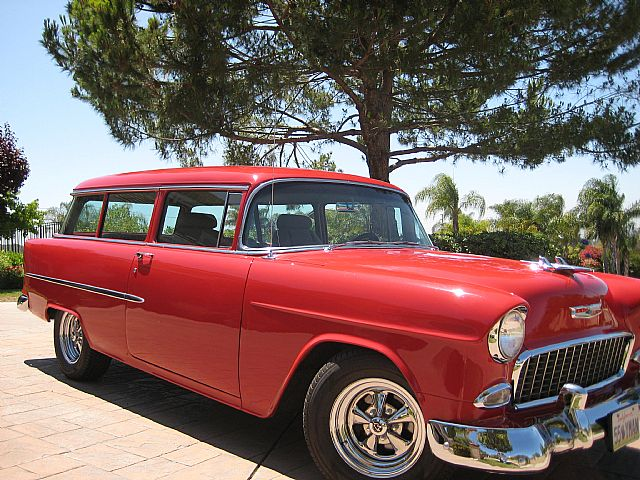 1955 Chevrolet Handyman Wagon for sale
