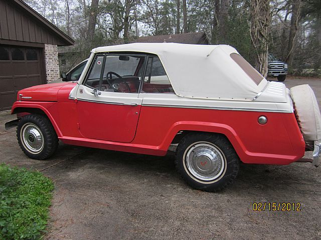 1967 Jeep Jeepster for sale