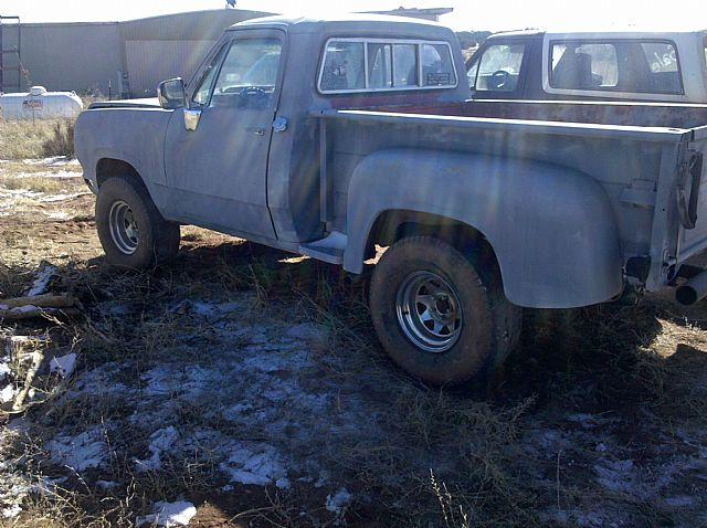 1975 Dodge W100 for sale