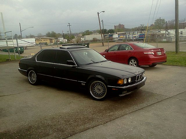 1988 BMW 735i for sale
