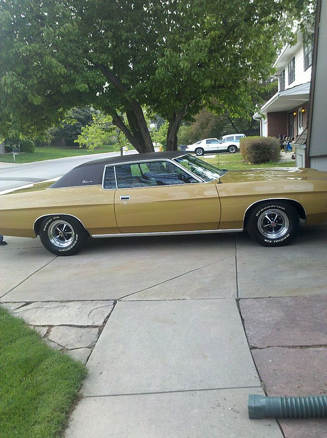 1972 Ford Galaxie for sale