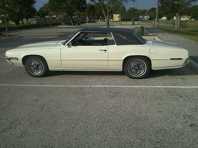 1968 Ford Thunderbird for sale