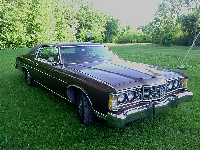 1973 Ford LTD for sale