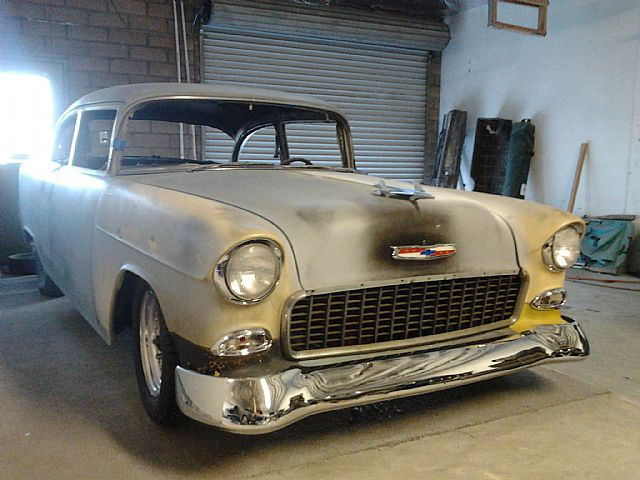1955 Chevrolet 2 Door Sedan for sale